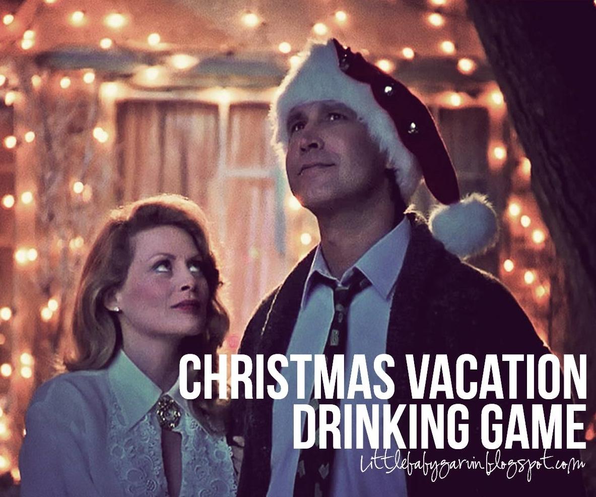 Christmas Vacation Drinking Game Garvinandco Com